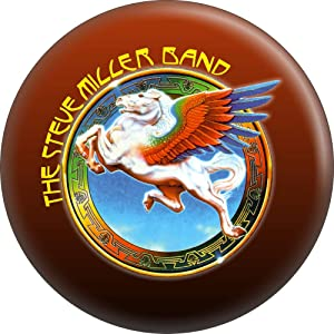 """Steve Miller Band - Book Of Dreams Album Cover - 2.25"""" Round Magnet"""