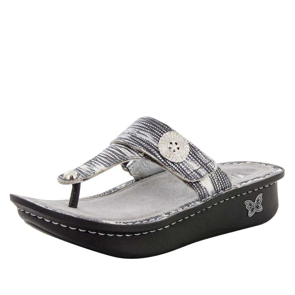 Alegria Women's Carina Wedge Sandal B075JNHKN9 40 M EU|Wrapture