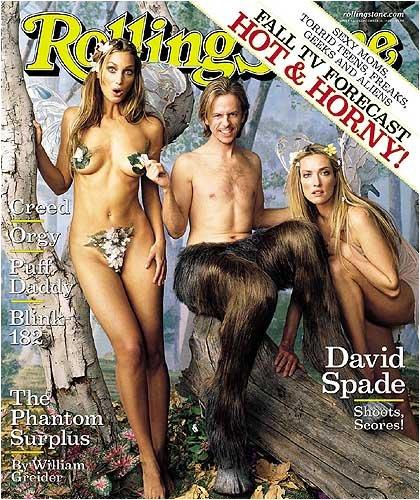 Rolling Stone Magazine # 821 September 16 1999 David Spade (Single Back Issue)