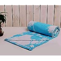 Trance Home Linen 100% Cotton Malmal Single Dohar