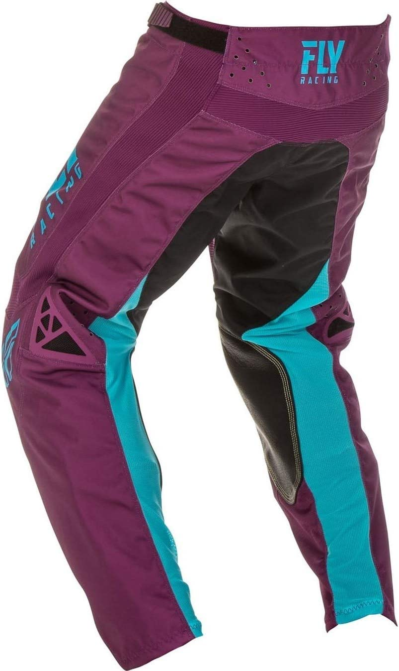 30 RED//White Fly Racing 2019 Kinetic Pants Shield