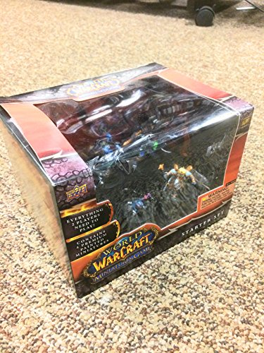 World Of Warcraft Miniatures Game Core Starter Set ()