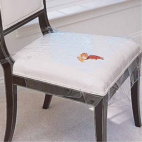 Plastic Seat Cover-Set of (Plastic Slipcover)