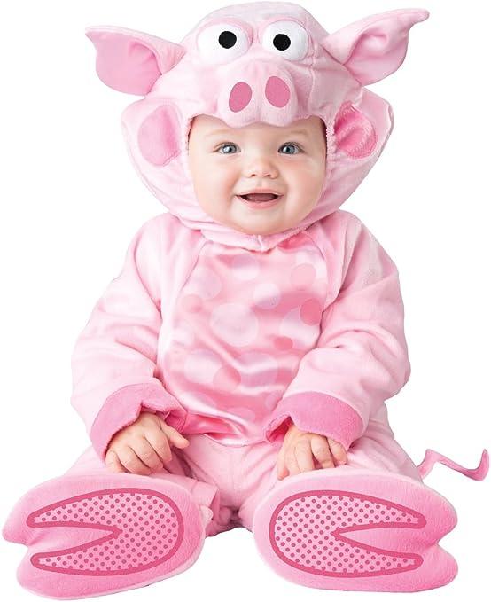 In Character Costumes Disfraz de Cerdo Amoroso para bebé: Amazon ...