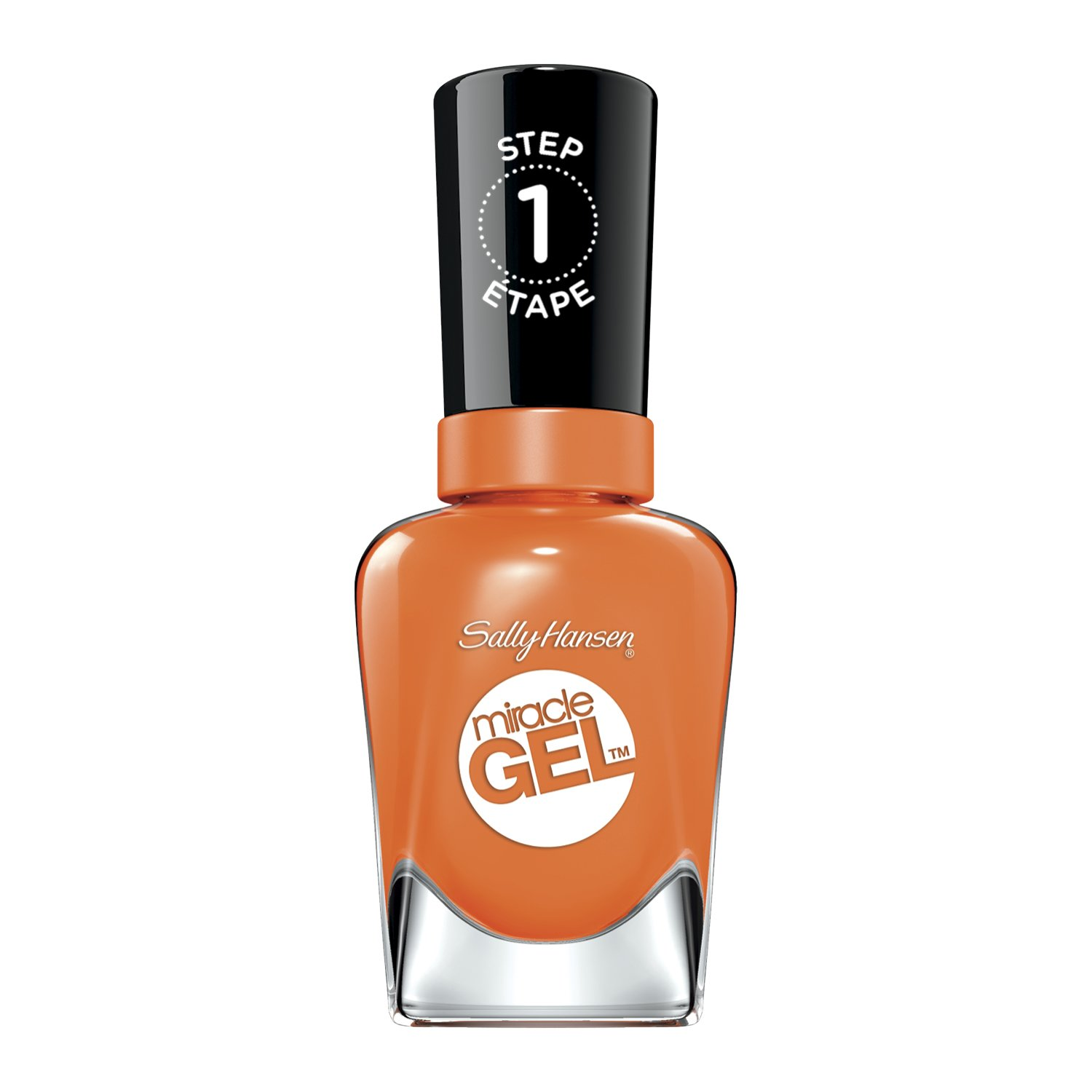 Sally Hansen Miracle Gel, Electra-Cute, 0.5 Ounce