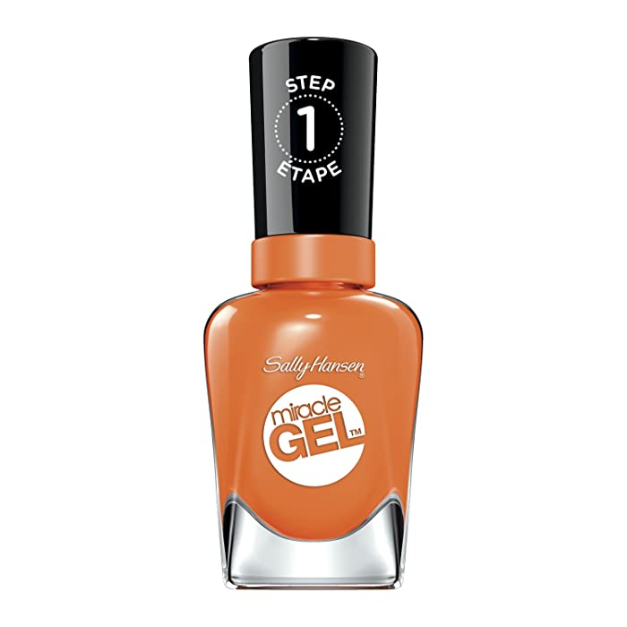Top 9 Sally Hansen Miracle Gel Orange
