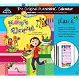 Mom's Plan-It: The Ultimate Planning Calendar! [With Sticker(s) and Weekly Whiteboard]