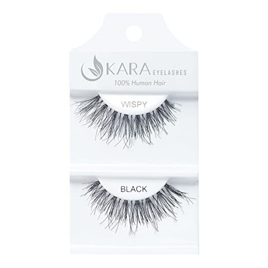 Kara Beauty Human Hair Eyelashes - ...