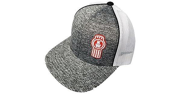 Richardson Kenworth KW Logo Emblem Hat Cap Adult Adjustable Snapback Custom for Women and Men at Amazon Womens Clothing store: