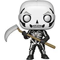 Funko- Figurines Pop Vinyl: Fortnite: Skull Trooper, 34470, Multi
