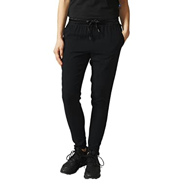 edd5c1ca21e80 adidas Originals Pantalon de survêtement Basketball Noir Femme ...
