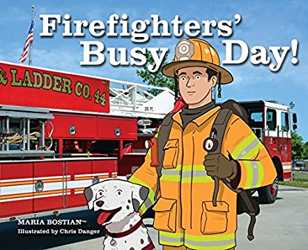 Firefighters' Busy Day!