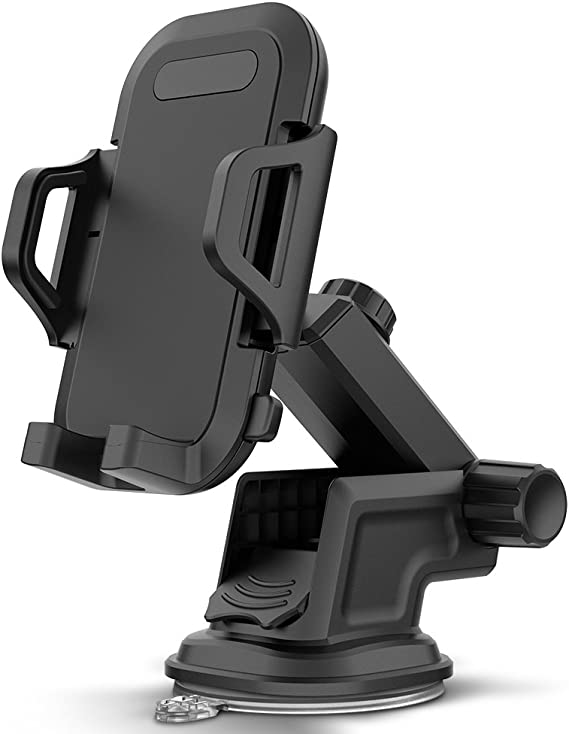 Maxboost DuraHold Series Car Phone Mount for iPhone 11 Pro Xs Max XR X 8 7 6s Plus SE