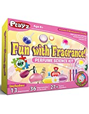 Playz Fun with Fragrance Perfume Making Science Kit