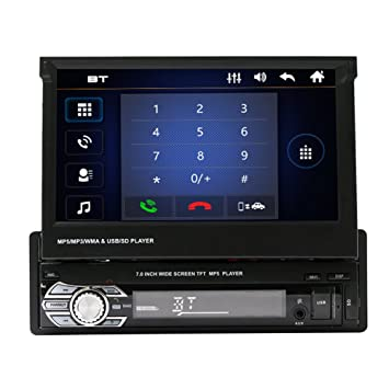 Amazon.com: ttnight SWM in-Dash 7in Touch Screen Bluetooth ...
