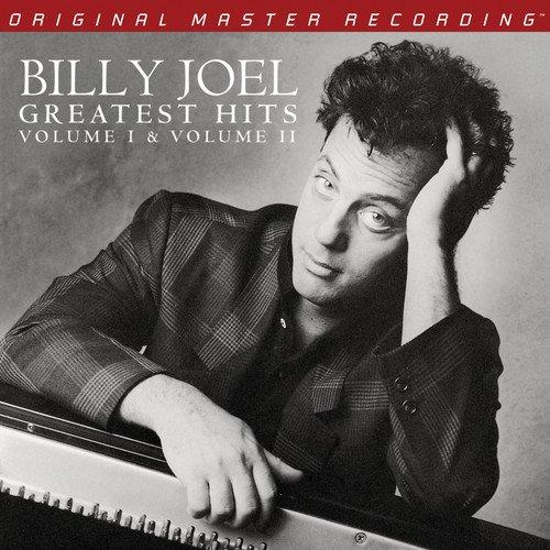 SACD : Billy Joel - Greatest Hits Volume I & Volume Ii (2 Disc)