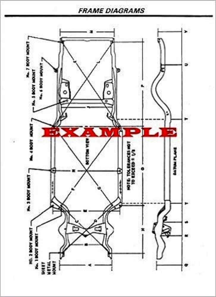 toyota 1 8 diagram amazon com frame diagrams compatible with 2009 toyota fj cruiser  compatible with 2009 toyota fj cruiser