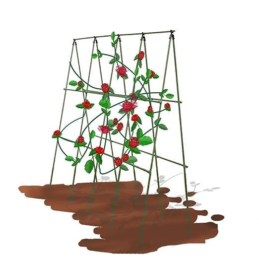 ecotrellis pepino enrejado con malla: Amazon.es: Jardín
