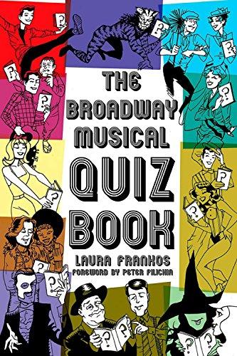 Hal Leonard The Broadway Musical Quiz - Quiz Careers