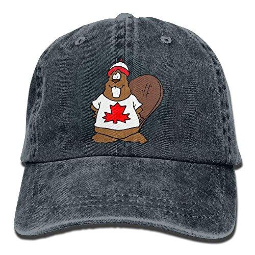 Square Battle Flag (Cowboy Hat Beaver Canada Maple Flag Unisex Adjustables Denim Caps Cowboy Sport Hat Outdoor)