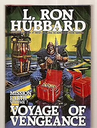 book cover of Voyage of Vengeance