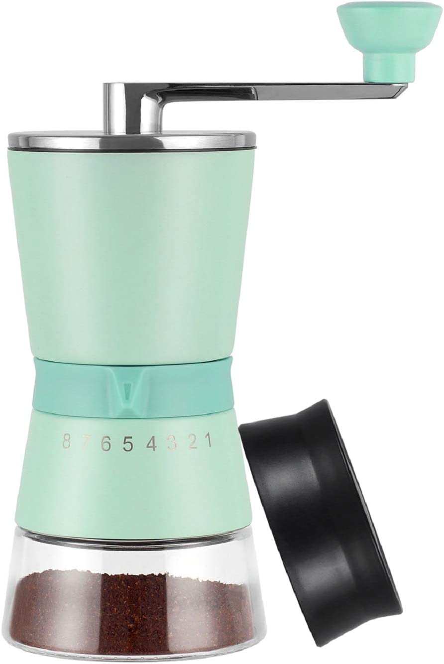 Manual Coffee Grinder Hand Grinder Coffee Mill Conical Ceramic Burr Mill