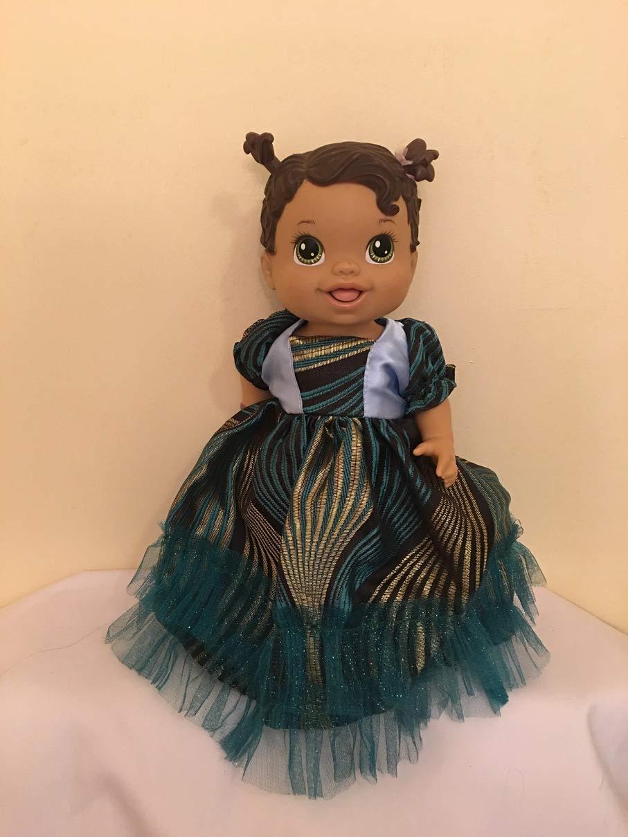 Fits 13 14 Baby Alive Doll Clothes PrincessDress Halloween Costume Handmade NO DOLL