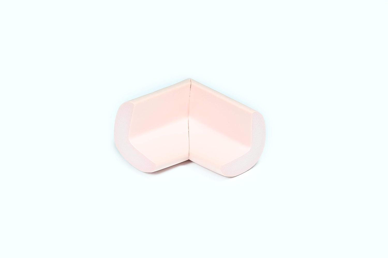 BTMB 20 Pcs Soft Baby Proofing Corner Guards Home Furniture Bumper Foam Protector Coffee