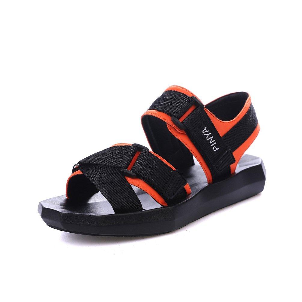 Femme avec Sandale Chaussure Loisir à Orange à Bout Ouvert à Plateforme Chaussure Basket Mode avec Velcro Plate Souple 35-42 Orange a3d5409 - fast-weightloss-diet.space