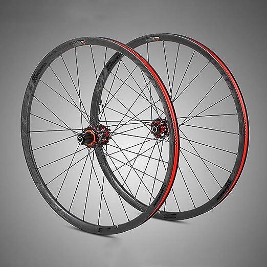 QXFJ 27.5/29 Pulgadas Juego Ruedas Bicicleta, VersióN De ...