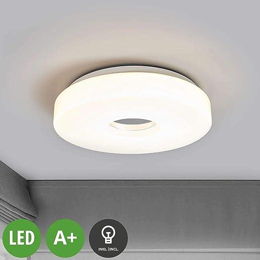 LED Lámpara de techo Levina (Moderno) en Blanco hecho de ...