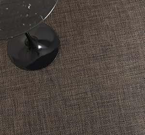Amazon Com Chilewich Basketweave Woven Vinyl Floor Mat 23
