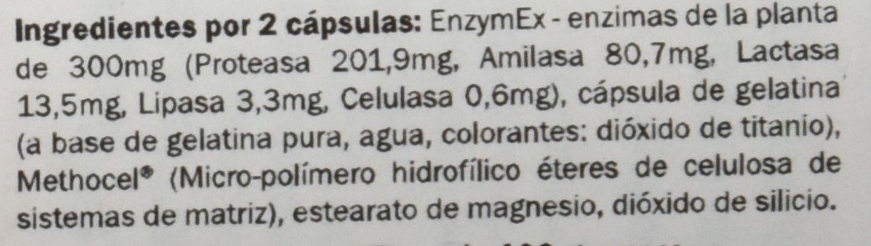 Amix Enzymex Multi Vitaminas y Minerales - 15 ...