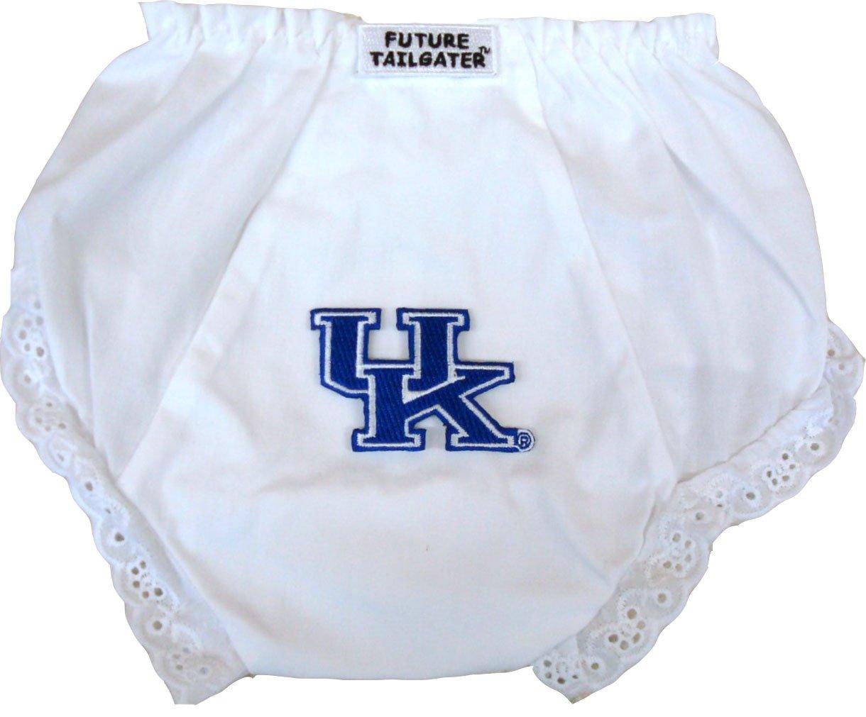 Future Tailgater Kentucky Wildcat Baby Diaper Cover