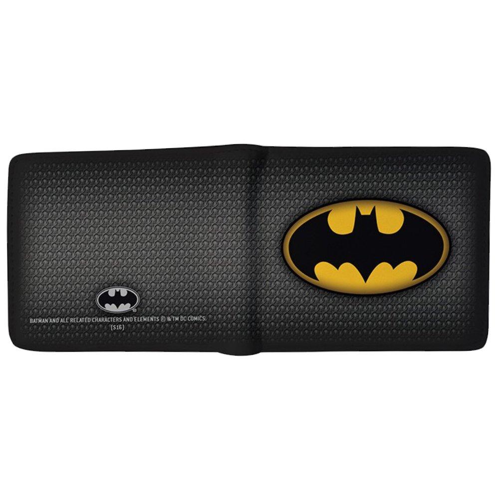 Batman abybag190 DC Comics Traje Efecto Tipo Cartera: Amazon.es: Juguetes y juegos