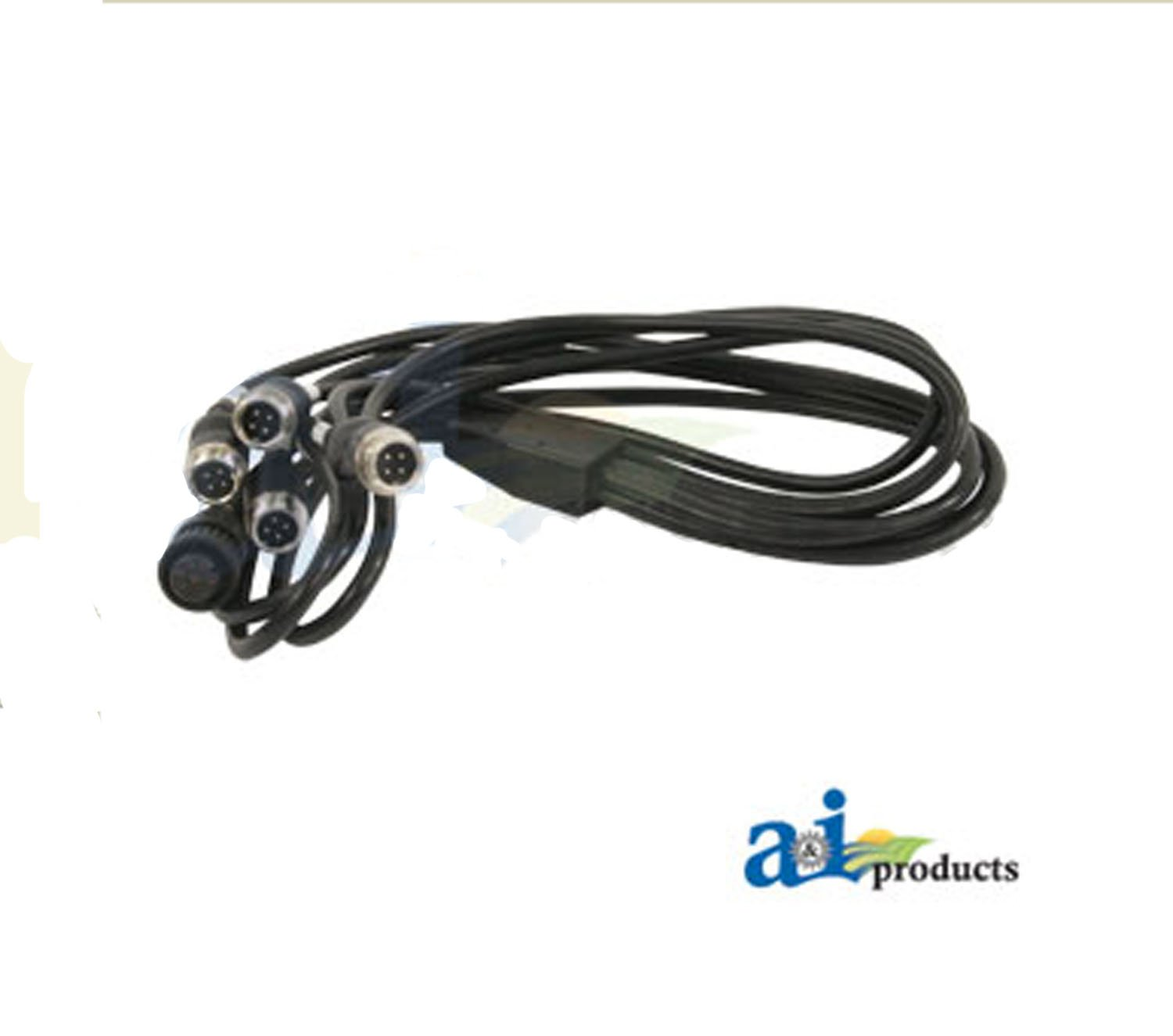 Image of Raven Viper 4 Monitor Cable Part No: A-CBL2077 Filtration