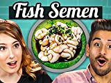 Fish Semen (Shirako) | Adults Vs. Food