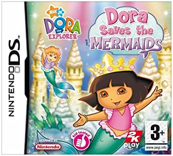 Amazon.com: Dora the Explorer: Dora Guarda la Sirenas: Video ...