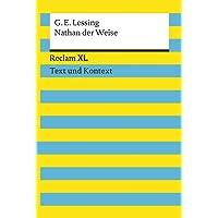 Nathan der Weise. Textausgabe mit Kommentar und Materialien: Reclam XL – Text und Kontext