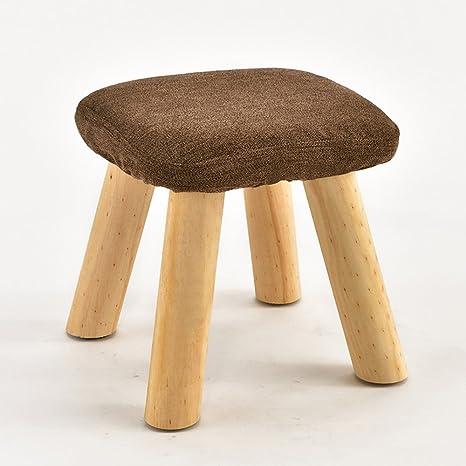 Muebles Modernos CAICOLORFUL Taburete Cuadrado Taburete ...