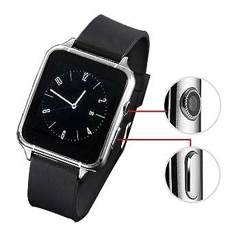 Pantalla HD IPS pantalla táctil Smartwatch, impermeable ...