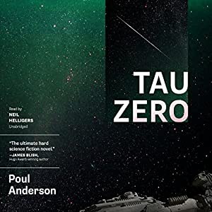 Tau Zero Audiobook