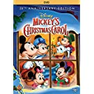 Mickey's Christmas Carol: 30th Anniversary Edition (Bilingual)