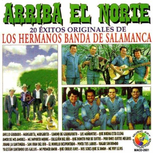 Arriba el norte by los hermanos banda de salamanca on for Grupo el norte