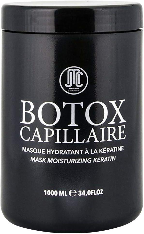 Botox capillaire 1000mL Jean Michel Cavada
