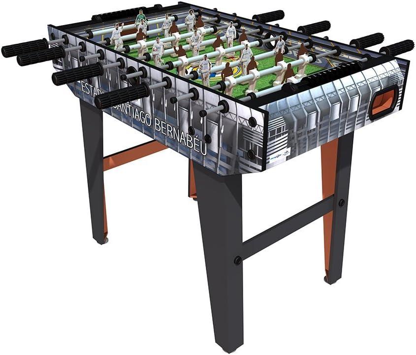 Minigols- Real Madrid CF Futbolín (Proyectum Sport Team 2RMA-1112-1): Amazon.es: Juguetes y juegos