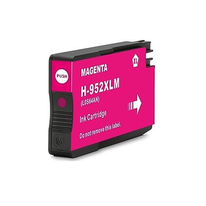 Galada 952 x l MAGENTA cartuchos de tinta compatibles para HP ...