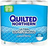 Quilted Northern Ultra Soft and Strong Bath Tissue, 18 Count