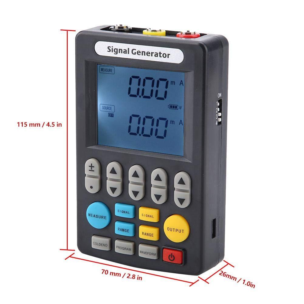 Signal Generator SIN-C702 Handheld HD Digital Display Signal Generator for Laboratory 0-10V(US Plug) by Akozon (Image #6)