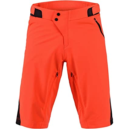 61c70a7a1 Troy Lee Designs Ruckus Solid Men s Off-Road BMX Cycling Shorts - Orange    30